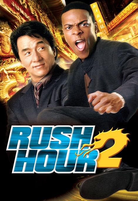 دانلود فیلم ساعت شلوغی 2 با دوبله فارسی Rush Hour 2 2001