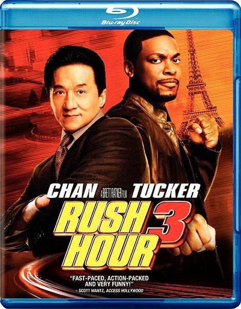 دانلود فیلم ساعت شلوغی 3 با دوبله فارسی Rush Hour 3 2007