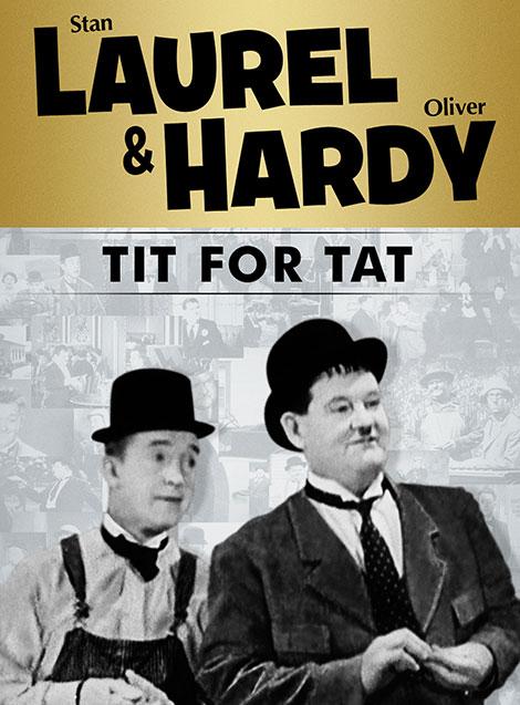 دانلود رایگان دوبله فارسی فیلم این به آن در با لینک مستقیم Tit for Tat 1935
