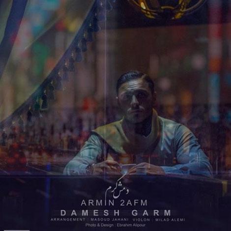 دانلود موزیک ویدیو جدید آرمین 2AFM به نام دمش گرم