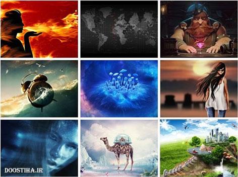 Creative Art HD Wallpapers Pack