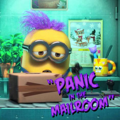 دانلود انیمیشن کوتاه Panic in the Mailroom 2013