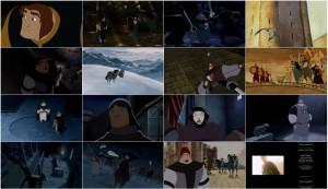 دانلود انیمیشن ال سید با دوبله فارسی El Cid:The Legend 2003