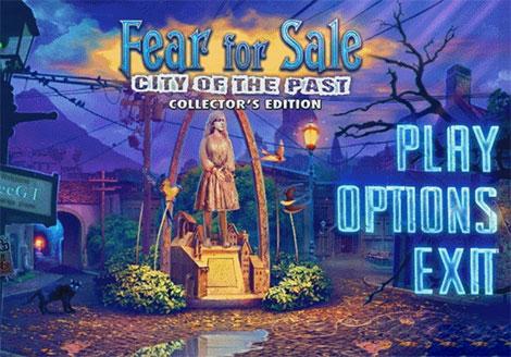 دانلود بازی فکری Fear for Sale 7: City of the Past Collector's Edition
