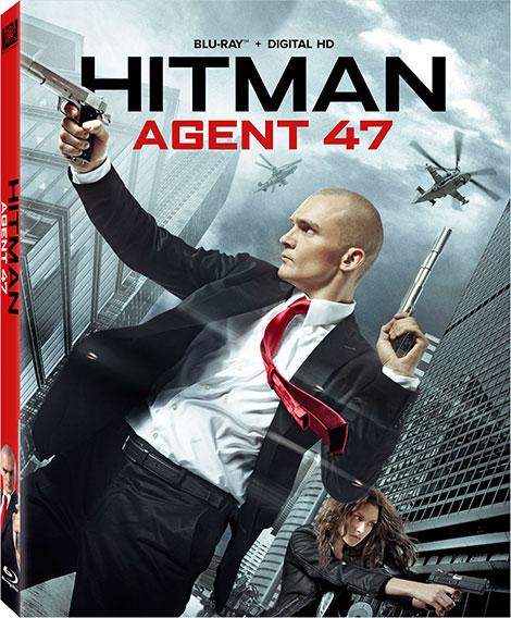 دانلود دوبله فارسی فیلم Hitman: Agent 47 2015