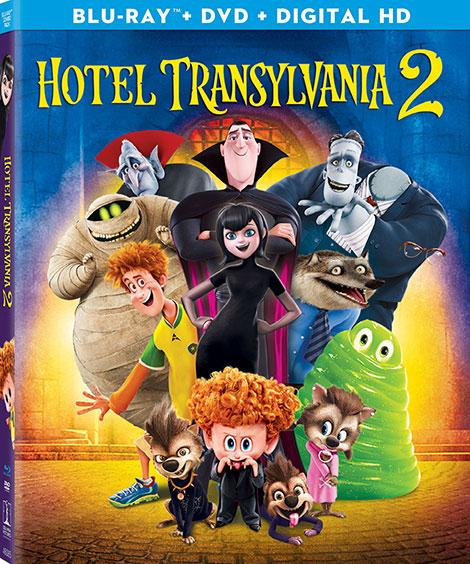 دانلود انیمیشن Hotel Transylvania 2 2015