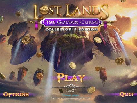 دانلود بازی فکری Lost Lands 3: The Golden Curse Collector's Edition