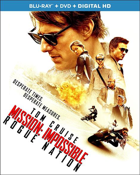 دانلود دوبله فارسی فیلم Mission: Impossible - Rogue Nation 2015