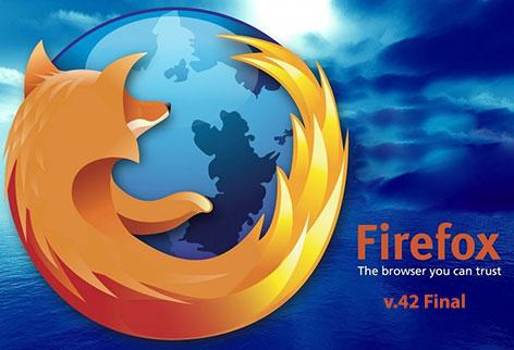 دانلود نسخه جدید مرورگر فایرفاکس Mozilla Firefox 42.0 Final