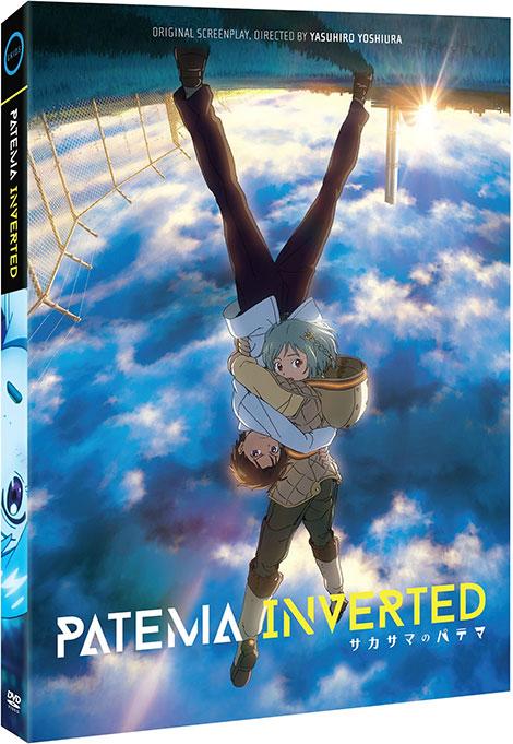 دانلود انیمیشن Patema Inverted 2013