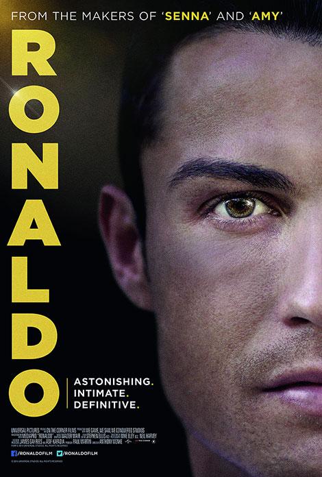 دانلود دوبله فارسی مستند رونالدو Ronaldo 2015