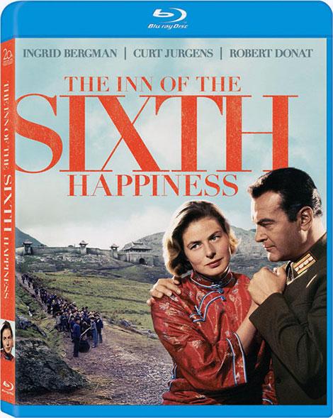 دانلود دوبله فارسی فیلم The Inn of the Sixth Happiness 1958