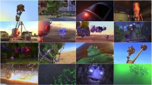 دانلود دوبله فارسی انیمیشن افسانه رباتها The Giant King 2012