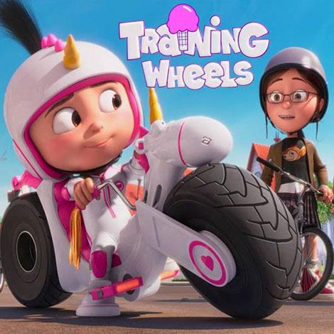 دانلود دوبله فارسی انیمیشن سه چرخه Training Wheels 2013