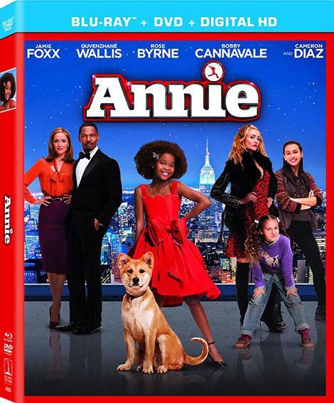 دانلود دوبله فارسی فیلم آنی Annie 2014