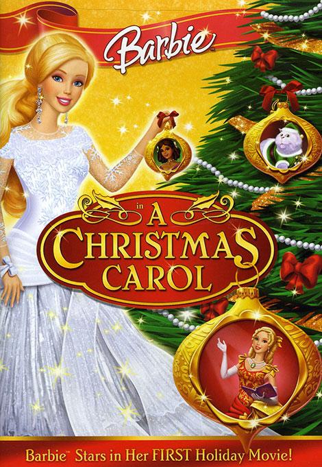 دانلود دوبله فارسی انیمیشن Barbie in a Christmas Carol 2008