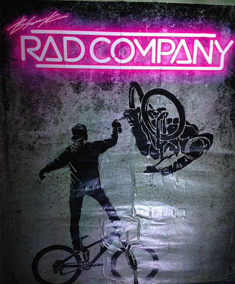 دانلود مستند Brandon Semenuk's Rad Company 2014
