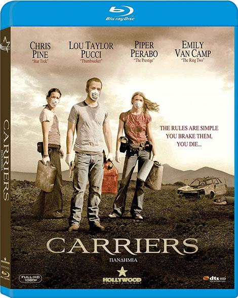 دانلود دوبله فارسی فیلم ناقلان مرگ Carriers 2009