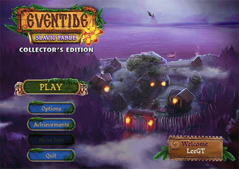دانلود بازی Eventide: Slavic Fable Collector's Edition Final
