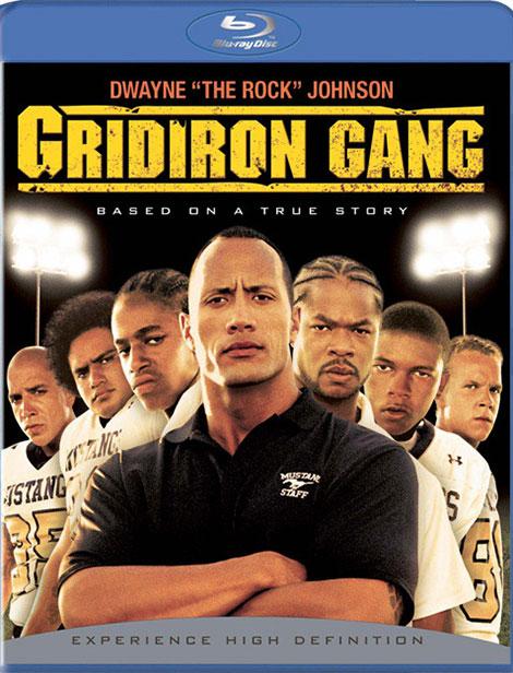 دانلود دوبله فارسی فیلم دار و دسته فوتبالیست ها Gridiron Gang 2006