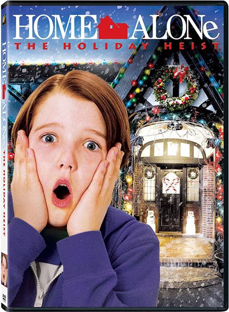 دانلود فیلم تنها در خانه 5: سرقت در تعطیلات با دوبله فارسی Home Alone 5 2012