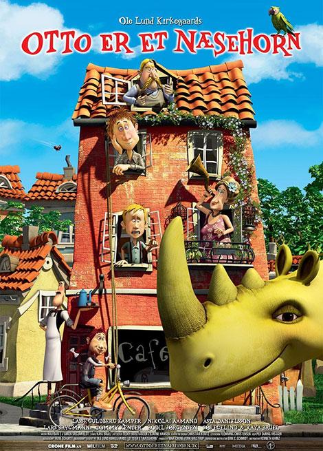 دانلود انیمیشن Otto the Rhino 2013