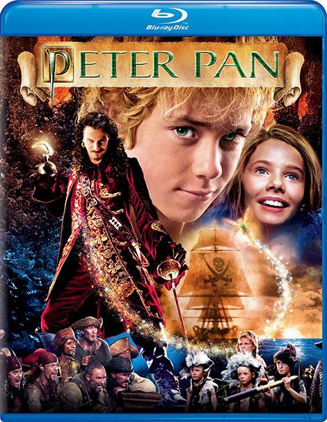 دانلود دوبله فارسی فیلم پیتر پن Peter Pan 2003