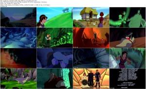دانلود انیمیشن تلاش برای کملوت Quest for Camelot 1998