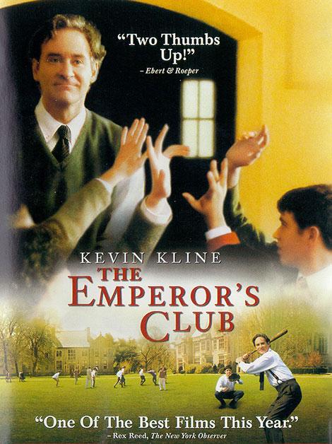 دانلود دوبله فارسی فیلم باشگاه امپراطوری The Emperor's Club 2002