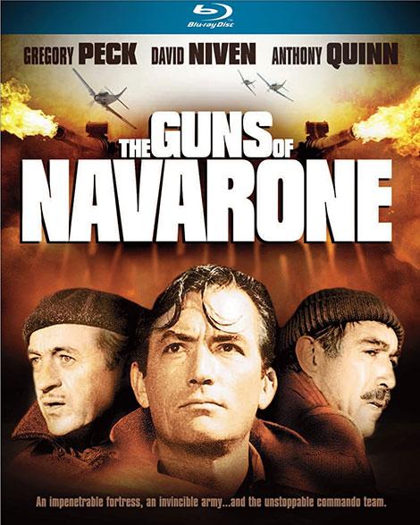 دانلود دوبله فارسی فیلم The Guns of Navarone 1961