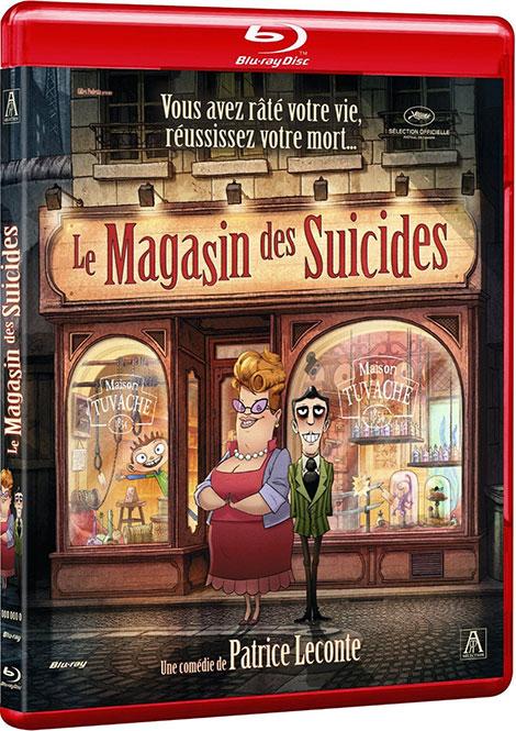 دانلود انیمیشن فروشگاه خودکشی The Suicide Shop 2012