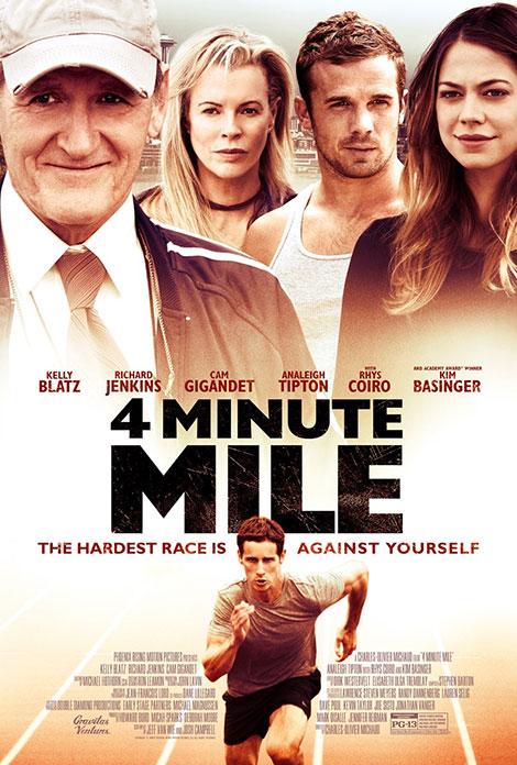 دانلود دوبله فارسی فیلم 4 Minute Mile 2014