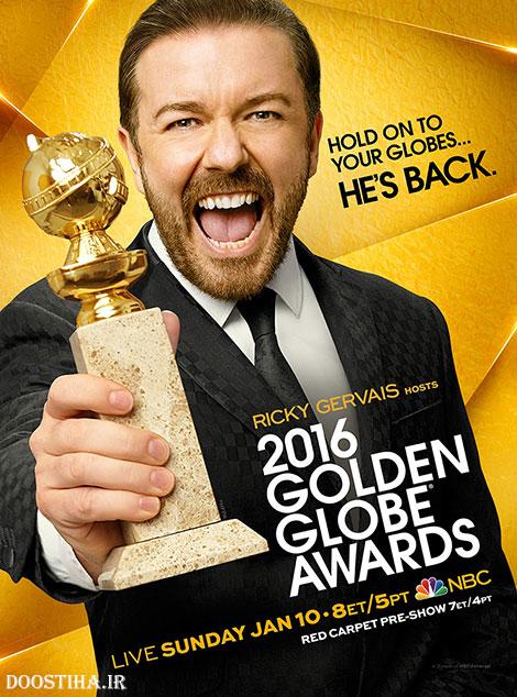 دانلود مراسم جایزه گلدن گلوب 73rd Golden Globe Awards 2016