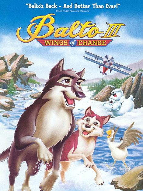 دانلود انیمیشن بالتو 3 با زیرنویس فارسی Balto III: Wings of Change 2004