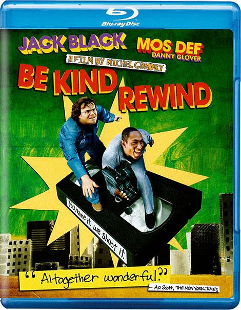 دانلود دوبله فارسی فیلم Be Kind Rewind 2008