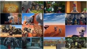 دانلود انیمیشن Blinky Bill the Movie 2015