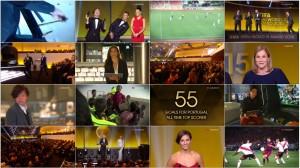 FIFA Ballon DOR 2015 EUROSPORT 1