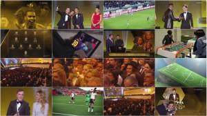 FIFA Ballon DOR 2015 EUROSPORT 1 Spanish