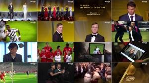 FIFA Ballon DOR 2015 L'EQUIPE 21 France