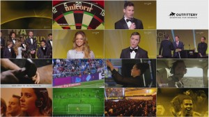 FIFA Ballon DOR 2015 Sport1HD Germany