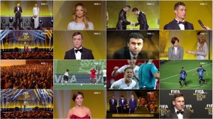 FIFA Ballon dOr 2015 720p English