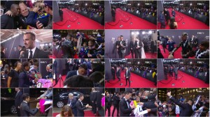 FIFA Ballon dOr 2015 Red Carpet