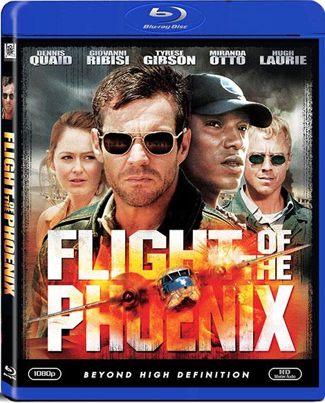 دانلود دوبله فارسی فیلم Flight of the Phoenix 2004