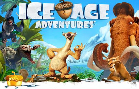 دانلود بازی ماجراجویی های عصر یخبندان Ice Age Adventures