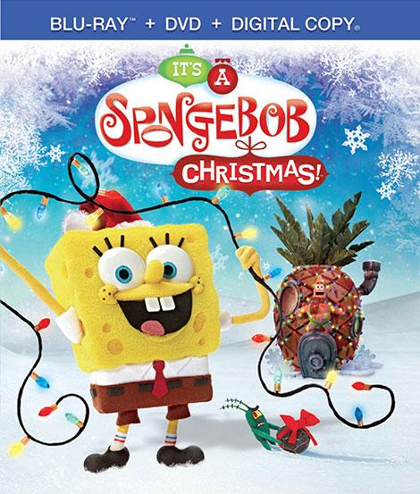 دانلود انیمیشن باب اسفنجی It's a SpongeBob Christmas! 2012