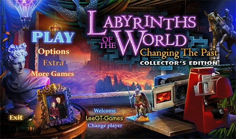 Labyrinths of the World 3: Changing the Past Collector's Edition