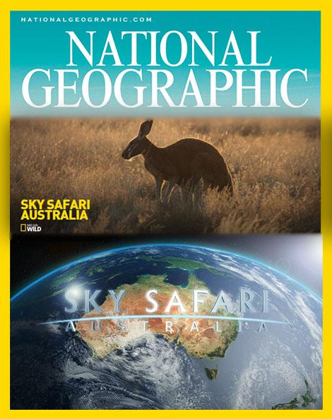 دانلود مستند National Geographic: Sky Safari Australia 2015