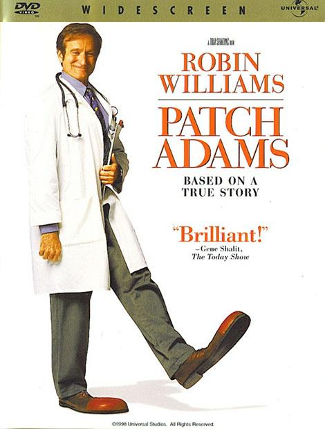 دانلود دوبله فارسی فیلم پچ آدامز Patch Adams 1998