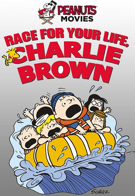 دانلود انیمیشن Race for Your Life, Charlie Brown 1977