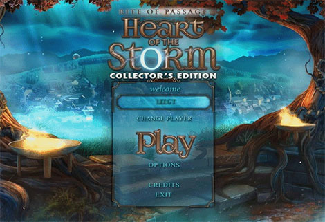 Rite of Passage 5: Heart of the Storm Collector's Edition